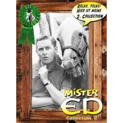 Film: Mr. ED Collection, Vol. 1, 3 DVD  von Arthur Lubin mit Mister Ed, Allan Lane, Alan Young