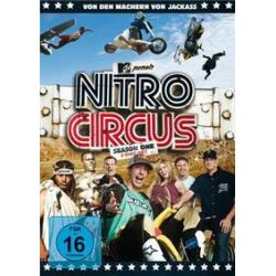 Film: MTV Nitro Circus - Season 1  von Jeff Tremaine, Trip Taylor, Jeremy Rawle, Travis Pastrana, Johnny Knoxville, Gregg Godfrey von Jeff Tremaine mit Travis Pastrana