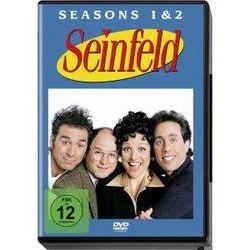 Film: Seinfeld - Season 1 & 2 - Neuauflage  von Andy Robin, Jeff Schaffer, Alec Berg, Max Pross, Tom Gammill, Larry Charles, Peter Mehlman, Jerry Seinfeld, Larry David von Andy Ackerman, Jason