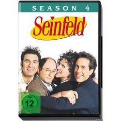 Film: Seinfeld - Season 4 - Neuauflage  von Andy Robin, Jeff Schaffer, Alec Berg, Max Pross, Tom Gammill, Larry Charles, Peter Mehlman, Jerry Seinfeld, Larry David von Tom Cherones mit Jerry