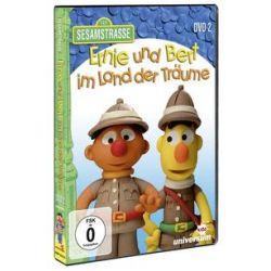 Film: Sesamstraße - Ernie und Bert im Land der Träume DVD 2