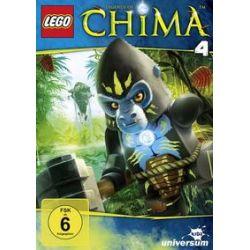 Film: LEGO Legends of Chima (DVD 4)  von Peder Pedersen