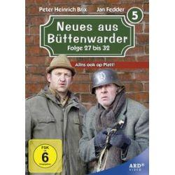 Film: Neues aus Büttenwarder - Teil 5 (Folge 27-32)  von Guido Pieters mit Jan Vedder, Peter H. Brix, Günter Kütemeyer, Axel Olsson, Sven Walser