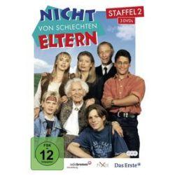 Film: Nicht Von Schlechten Eltern 2  von Ulrich Pleitgen mit Hardy Krüger senior, Tina Ruland, Patrick Bach, Sabine Postel