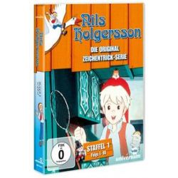 Film: Nils Holgersson - TV-Serien-Box 1  von Selma Lagerlöf von Hisayuki Toriumi von Nils Holgersson