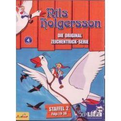 Film: Nils Holgersson - TV-Serien-Box 2  von Selma Lagerlöf von Hisayuki Toriumi von Nils Holgersson