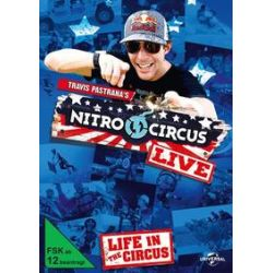 Film: Nitro Circus Live - Das Leben im Nitro Circus!  von Gregg Godfrey Travis Pastrana Jolene Van Vugt mit Travis Pastrana, Andy Bell, Tommy Passemante