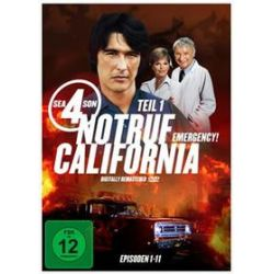 Film: Notruf California - Staffel 4.1  von Christian I. Nyby mit Kevin Tighe, Randolph Mantooth, Tim Donelly