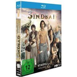 Film: Sindbad - Staffel 1.1  von Andy Wilson, Brian Grant mit Elliot Knight, Marama Corlett, Elliot CowanNaveen Andrews
