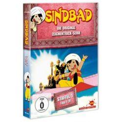 Film: Sindbad TV-Serien-Box 1  von Fumio Kurokawa, Shinichi Tsuji von Sindbad