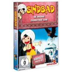 Film: Sindbad TV-Serien-Box 2  von Fumio Kurokawa, Shinichi Tsuji von Sindbad