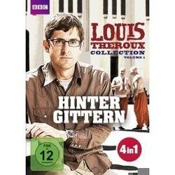Film: Louis Theroux Bundle Vol.1-4  von Louis Theroux von Louis Theroux von Louis Theroux mit Louis Theroux