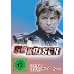 Film: SK Kölsch - Staffel 1 Folge 1 und 2 plus Pilotfilm  von SK Kölsch mit Christian M. Goebel, Uwe Fellensiek