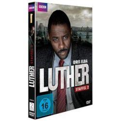 Film: Luther - Staffel 2  von Brian Kirk, Sam Miller, Stefan Schwartz mit Idris Elba, Ruth Wilson, Steven Mackintosh