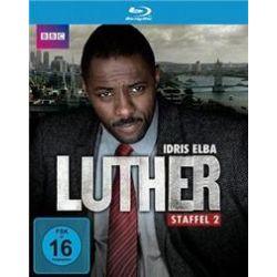 Film: Luther - Staffel 2  von Neil Cross von Brian Kirk, Sam Miller, Stefan Schwartz mit Idris Elba, Ruth Wilson, Steven Mackintosh