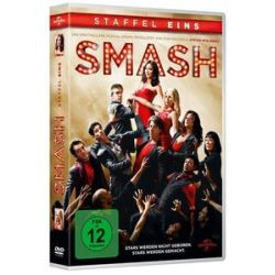 Film: Smash - Season 1  von Michael Mayer, Michael Morris mit Debra Messing, Anjelica Huston, Katherine McPhee, Megan Hilty