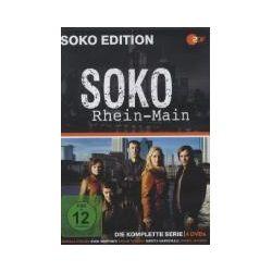 Film: SoKo Rhein-Main  von SoKo Edition mit Ercan Durmaz, Sven Martinek, Marita Marschall