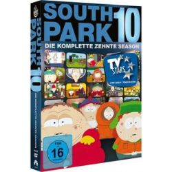 Film: South Park - Season 10  von Trey Parker, Matt Stone von Trey Parker, Matt Stone, Eric Stough mit Cartoons