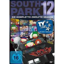 Film: South Park - Season 12 - Neuauflage  von Matt Stone, Trey Parker von Trey Parker, Matt Stone, Eric Stough