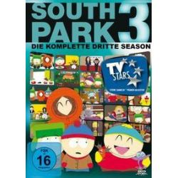 Film: South Park Season 03 / Repack  von Trey Parker, Matt Stone von Eric Stough, Trey Parker mit Cartoon s.