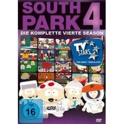 Film: South Park Season 04 / Repack  von Trey Parker, Matt Stone von Eric Stough, Trey Parker mit Cartoon s.