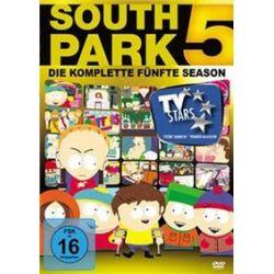 Film: South Park Season 05 / Repack  von Matt Stone, Trey Parker von Trey Parker, Matt Stone, Eric Stough mit Cartoon s.