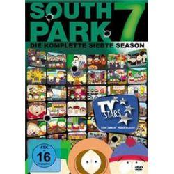 Film: South Park Season 07 / Repack  von Trey Parker, Matt Stone von Eric Stough, Trey Parker mit Cartoon s.