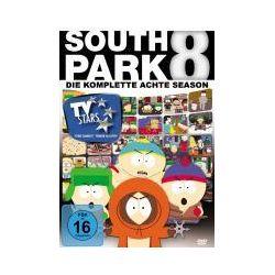 Film: South Park Season 08 / Repack  von Trey Parker, Matt Stone von Trey Parker, Matt Stone, Eric Stough mit Cartoon s.