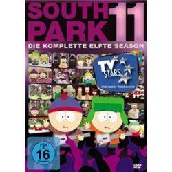 Film: South Park Season 11 / Repack  von Trey Parker, Matt Stone von Trey Parker, Matt Stone, Eric Stough mit Cartoon s.