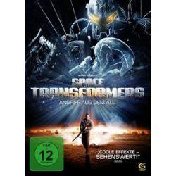 Film: Space Transformers  von Gary Hawkes, Paul Ziller von Paul Ziller mit Nicole DeBoer, Kavan Smith, Chris Gauthier