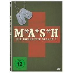 Film: Mash Staffel 3 (3-DVD)SP  von W. C. Heinz von Alan Alda, Hy Averback mit Alan Alda, Wayne Rogers, McLean Stevenson, Loretta Swit, Larry Linville, Gary Burghoff, Mike Farrell, Harry Morgan,