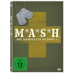 Film: Mash Staffel 5 (3-DVD)SP  von W. C. Heinz von Alan Alda, Hy Averback mit Alan Alda, Wayne Rogers, McLean Stevenson, Loretta Swit, Larry Linville, Gary Burghoff, Mike Farrell, Harry Morgan,