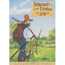 Film: Pettersson & Findus - TV-Serie  von Sven Nordqvist von Albert Hanan Kaminski von Pettersson Und Findus mit Cartoon s.