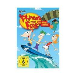 Film: Phineas und Ferb - Vol 1 - Team Phineas und Ferb  von Dan Povenmire, Jeff Swampy Marsh von Dan Povenmire mit Walt Disney