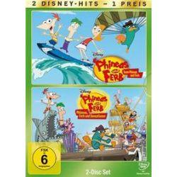 Film: Phineas und Ferb 1& 2  von Dan Povenmire mit Walt Disney