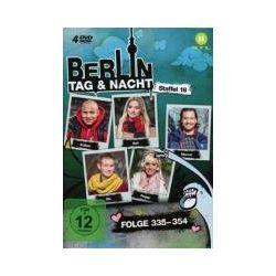 Film: Staffel 18,Folge 335-354  von Berlin-Tag & Nacht
