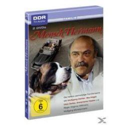 Film: Mensch Hermann (DFF), 2 DVD  von Wolfgang Münstermann, Dagmar Wittmers von Dagmar Wittmers mit Uwe Zerbe, Annemone Haase, Wolfgang Dehler