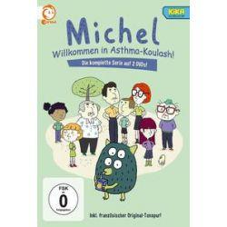 Film: Michel-Die Komplette Serie (2 DVD)  von Dewi Noiry von Michel-Willkommen In Asthma-Koulash!