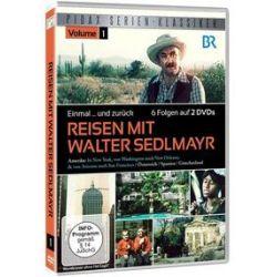 Film: Pidax Serien-Klassiker: Reisen mit Walter Sedlmayr - Vol. 1  von Walter Sedlmayr mit Walter Sedlmayr