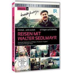 Film: Pidax Serien-Klassiker: Reisen mit Walter Sedlmayr - Vol. 2  von Walter Sedlmayr mit Walter Sedlmayr