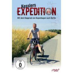 Film: Mit Dem Klapprad Von Kopenhagen Nach Berlin  von Kesslers Expedition mit Michael Kessler