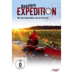 Film: Mit Dem Rasenmäher Auf Den Brocken  von Kesslers Expedition mit Michael Kessler