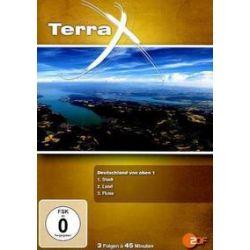 Film: Terra X - Deutschland von oben 1  mit Christian Wolff, -> deutsche Sprecher:Gert Heidenreich