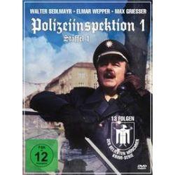 Film: Polizeiinspektion 1 - Staffel 1  von Walter Sedlmayr, Uschi Glas, Elmar Wepper von Wolfgang Becker, Zbynek Brynych mit Walter Sedlmayr, Elmar Wepper, Uschi Glas