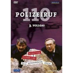 Film: Polizeiruf 110 - DVD 3 - Vollgas  von Jaecki Schwarz, Wolfgang Winkler von Hartmut Griesmayr mit Jaecki Schwarz, Wolfgang Winkler