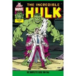 Film: The Incredible Hulk - Die komplette Serie von 1966  von Chauck Harriton von Marvel Cartoons