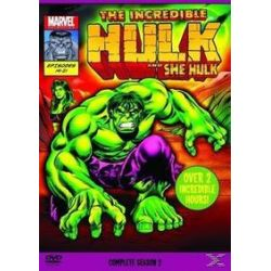 Film: The Incredible Hulk - Die komplette Serie von 1966 - Staffel 2  von Ernesto Lopez von Marvel Cartoons