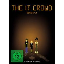 Film: The IT Crowd  von Graham Linehan von Graham Linehan, Ben Fuller, Barbara Wiltshire, Richard Boden mit Richard Ayoade, Chris O`Dowd, Katherine Parkinson, Christopher Morris