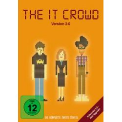 Film: The IT Crowd - Version 2.0 - Die komplette zweite Staffel  von Graham Linehan von Graham Linehan, Ben Fuller, Barbara Wiltshire, Richard Boden mit Richard Ayoade, Chris O`Dowd, Katherine