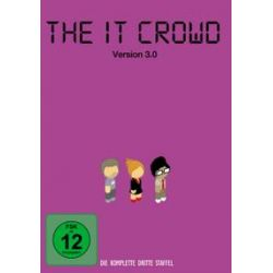 Film: The IT Crowd - Version 3.0 - Die komplette dritte Staffel  von Graham Linehan von Graham Linehan, Ben Fuller, Barbara Wiltshire, Richard Boden mit Richard Ayoade, Chris O`Dowd, Katherine